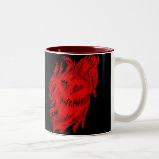 Demon Coffee Mugs