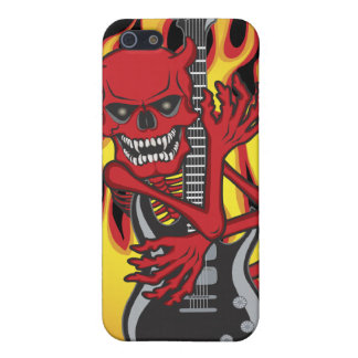 Demon of Rock Covers For iPhone 5