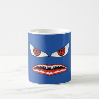 Demon Phase Basic White Mug