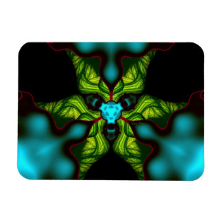 Demon Shadows – Emerald and Yellow Mask Magnets