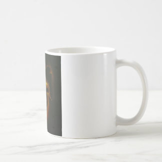 Demon Skull Basic White Mug