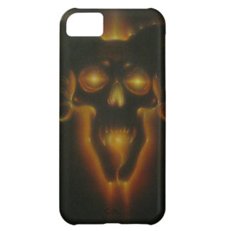 Demon Skull Cover For iPhone 5C