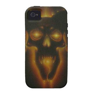 Demon Skull iPhone 4/4S Cases