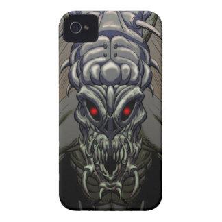 Demon Skull iPhone 4 Case