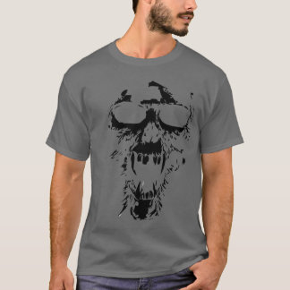 Demon skull T-Shirt