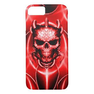 Demon Spectral Skull iPhone 7 Case
