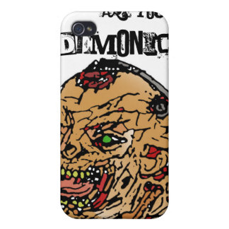 Demonic 4 case for iPhone 4