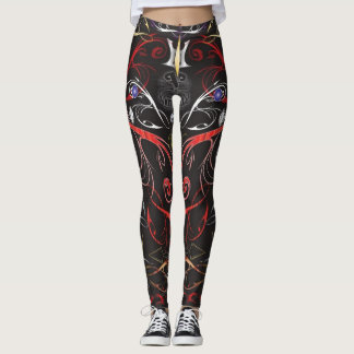 Demonic Fitness Leggings