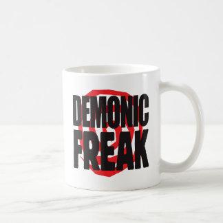 Demonic Freak Coffee Mug