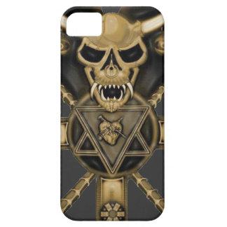 Demonic Skull iPhone 5 Case