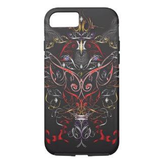 Demonic Sunrise iPhone 7 Case