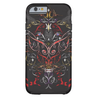Demonic Sunrise Tough iPhone 6 Case