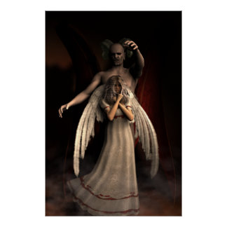 Demonic Threat Poster