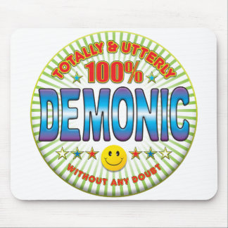 Demonic Totally Mouse Mats