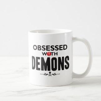 Demons Obsessed Coffee Mugs