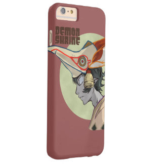 DemonShrine Phone skin Barely There iPhone 6 Plus Case
