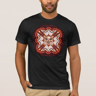 Demonskull Mandala t-shirt