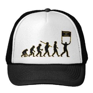 Demonstrator Mesh Hat