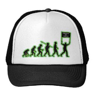 Demonstrator Trucker Hat