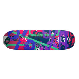 Demonstrator Model 1 Skate Board Deck