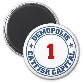 Demopolis, Alabama Refrigerator Magnet