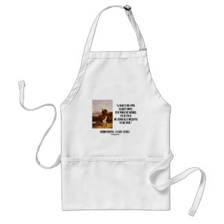 Demosthenes Own Easiest Dupe Wishes To Be True Standard Apron