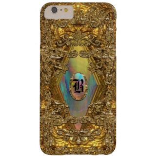 Dempsey 6/6s  Elegant Monogram Barely There iPhone 6 Plus Case