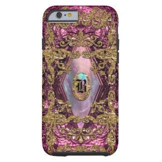 Dempsey Diaz Elegant 6/6s Monogram Tough iPhone 6 Case