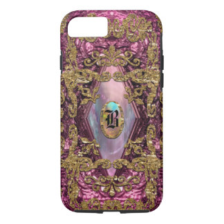 Dempsey Diaz Elegant VII Monogram iPhone 7 Case