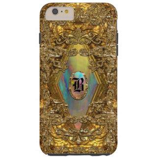Dempsey  Elegant Monogram Tough iPhone 6 Plus Case