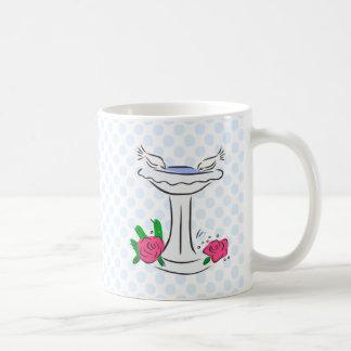 Den & Deen Doves Mugs
