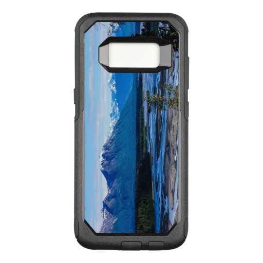 Denali Mountain Range OtterBox Commuter Samsung Galaxy S8 Case