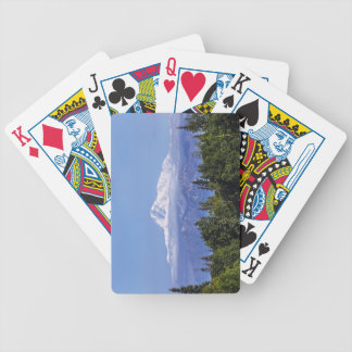 Denali (Mt. McKinley) Bicycle Playing Cards