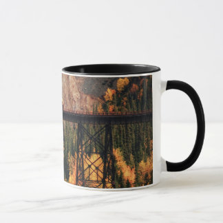 Denali National Park and Preserve USA Alaska Mug