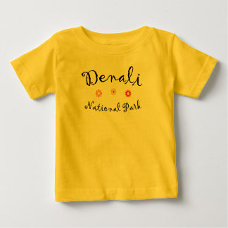 Denali National Park Baby T-Shirt