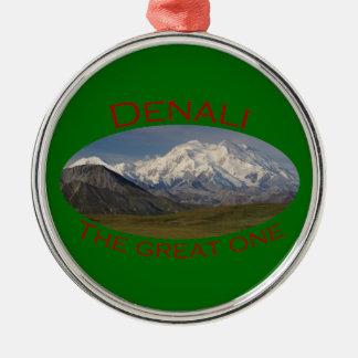 Denali National Park Christmas Ornament
