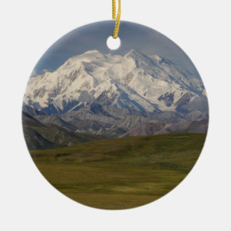 Denali National Park Christmas Ornament