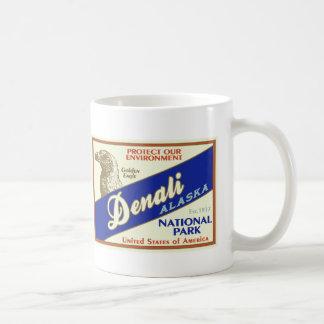 Denali National Park (Golden Eagle) Coffee Mug