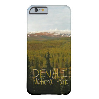 Denali National Park in Alaska Barely There iPhone 6 Case