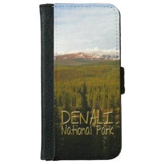 Denali National Park in Alaska iPhone 6 Wallet Case