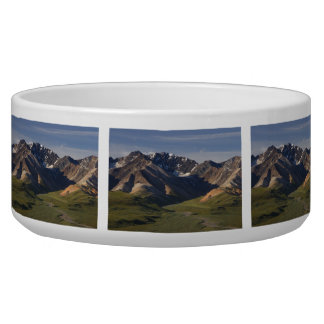 Denali National Park Pet Food Bowl