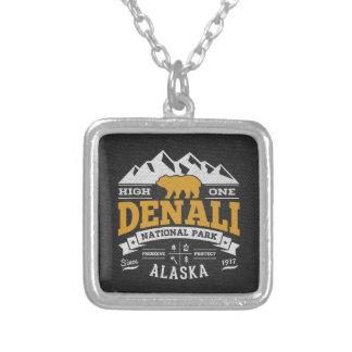 Denali Vintage Gold Pendants