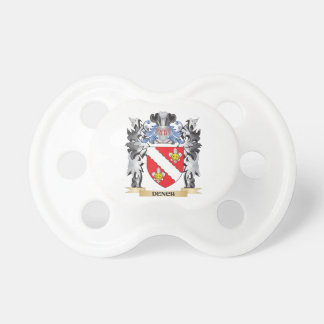 Dench Coat of Arms - Family Crest Pacifiers