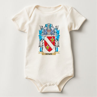 Dench Coat of Arms - Family Crest Rompers