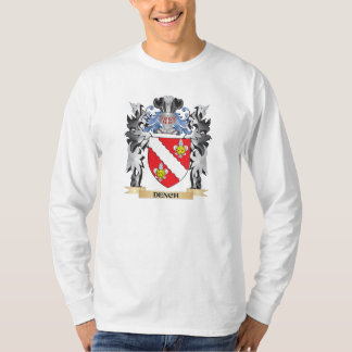 Dench Coat of Arms - Family Crest Tee Shirt
