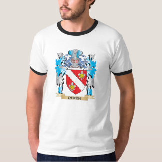 Dench Coat of Arms - Family Crest Tshirt