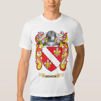 Dench Coat of Arms Tees