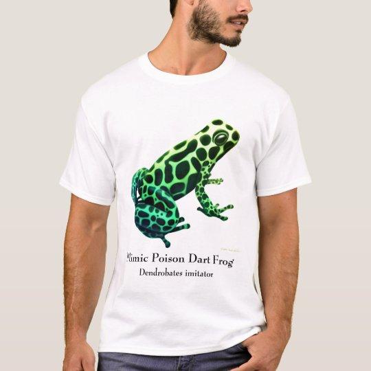 Dendrobates Imitator Poison Frog T-Shirt