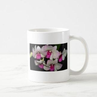 Dendrobium flowers coffee mug
