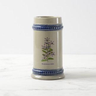 Dendrobium nobile beer stein